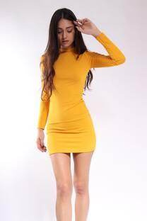 Vestido Espalda Descubierta -