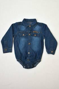 body camisa de jeans   -