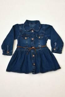 vestidos de jeans beba -
