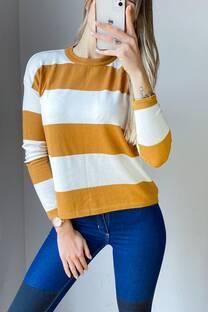 Sweater -Bremer- -Rayado- -