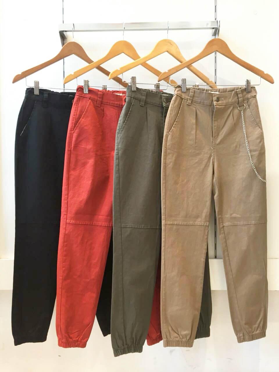 Pantalon Gab S Cadena Tipo Babucha Distrito Moda