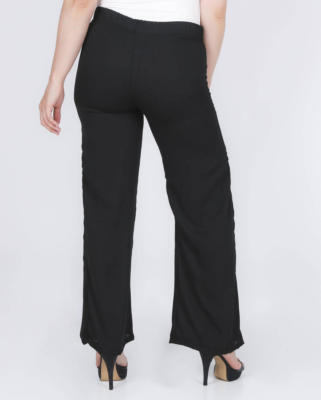 Pantalon De Gasa Oxford Distrito Moda
