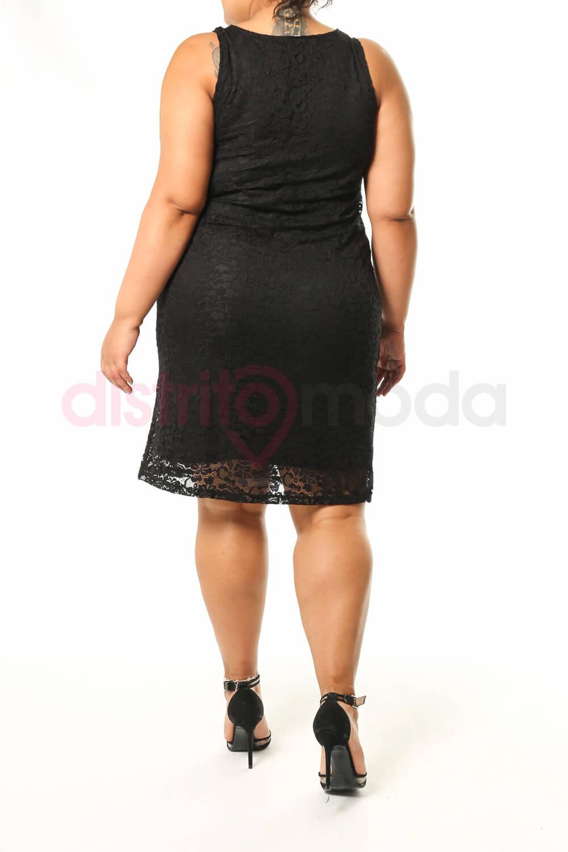 Encaje Kika De Vestido Jackie 7bYy6gf