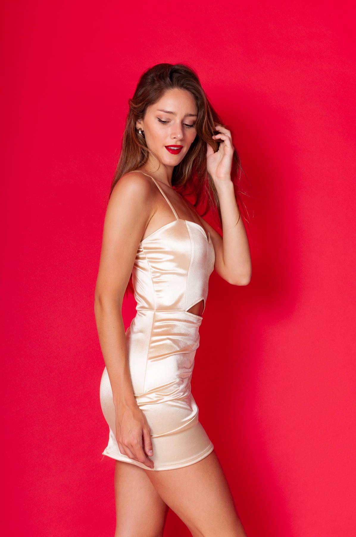 Imagen carrousel Vestido Satin♥ 2