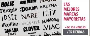 Las mejores marcas mayoristas en Distrito Moda